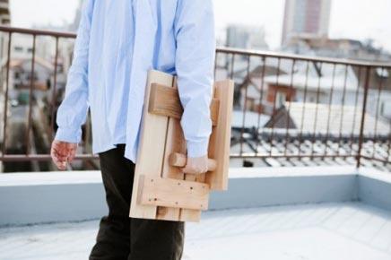 Skydeck tafeltje voor je balkon