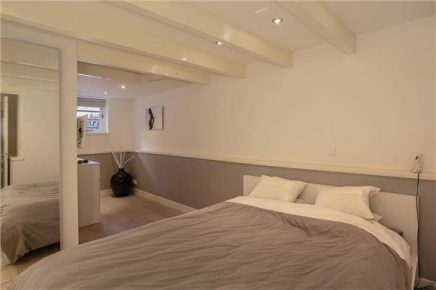 Slaapkamer souterrain