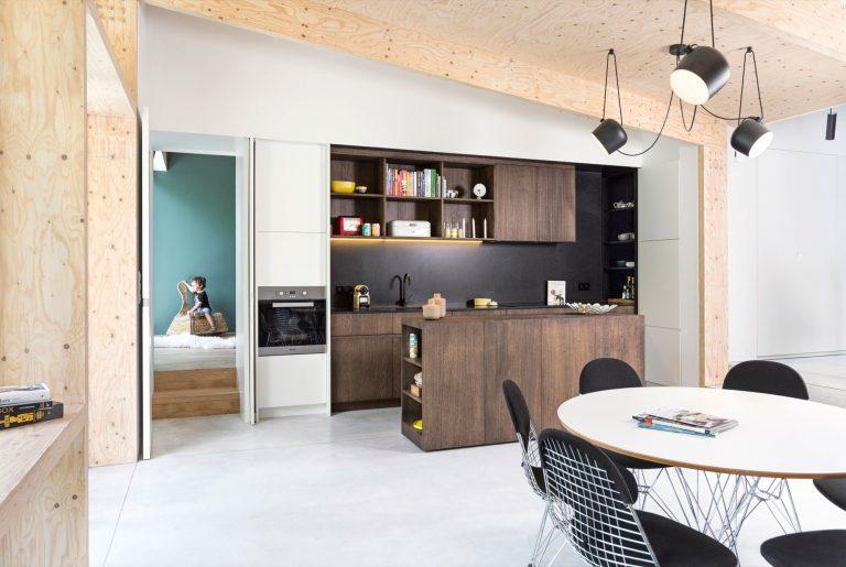 slaapkamer-aan-keuken-leuven