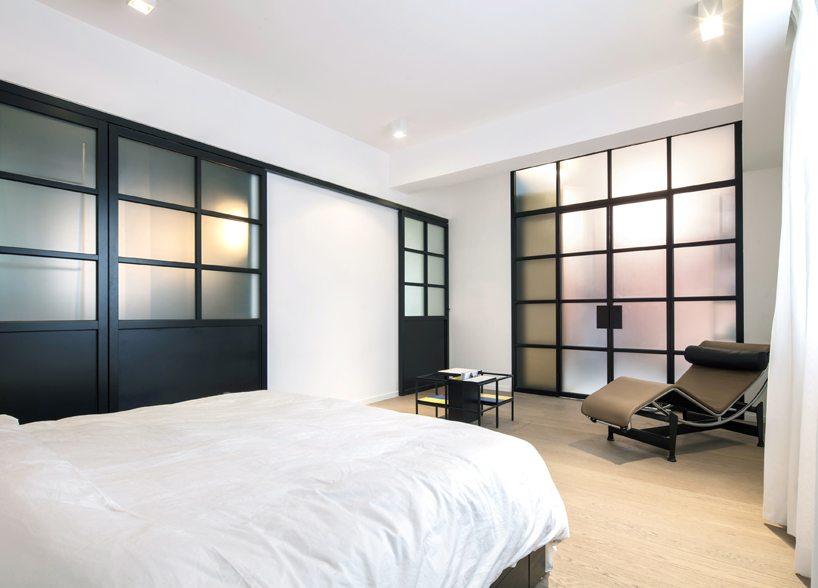 slaapkamer-badkamer-inloopkast-stalen-deuren