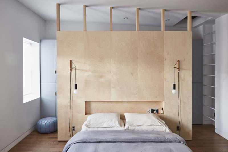 slaapkamer bed op maat