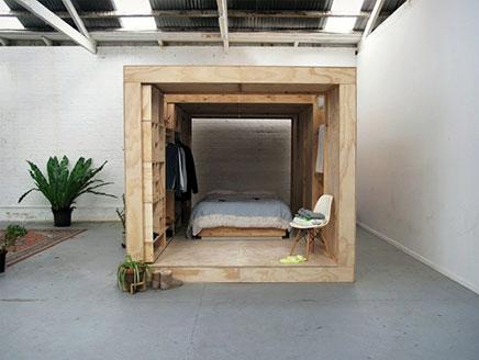 Slaapkamer blok