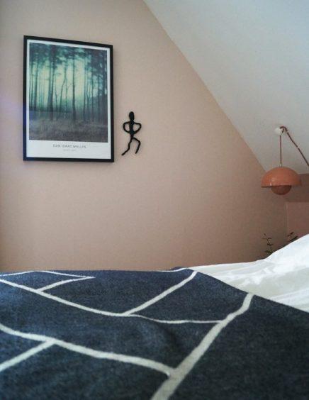 De slaapkamer Deense interieurstylist Malene Marie Møller