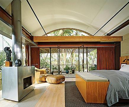 Schlafzimmer von Demi Moore