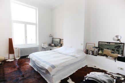 Slaapkamer die zichzelf verkoopt