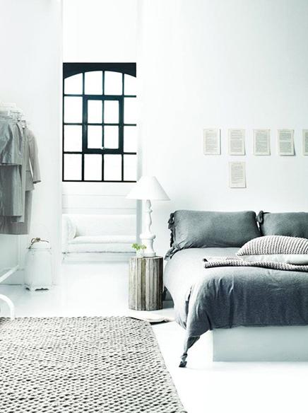 Slaapkamer van French Connection