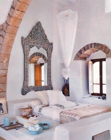 Slaapkamer idee - Marokkaans