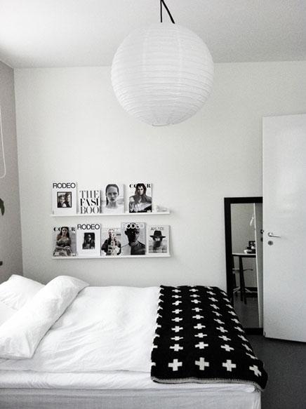 Slaapkamer ideeën van stylist Annie Lindgren | Inrichting-huis.com
