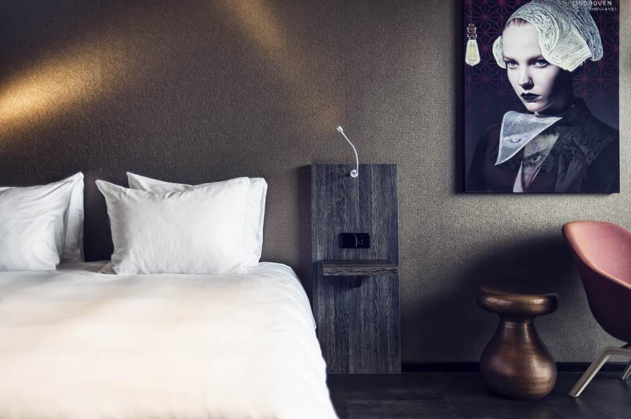 Hotel Slaapkamer Inrichting : Inntel art hotel in eindhoven inrichting huis