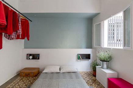 slaapkamer inspiratie met exotische sfeer inrichting huis