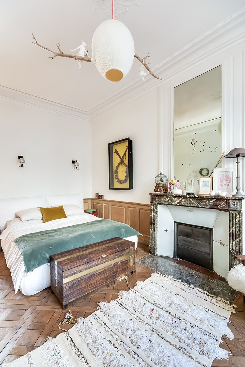 Slaapkamer inspiratie van Tatiana Nicol  Inrichting-huis.com