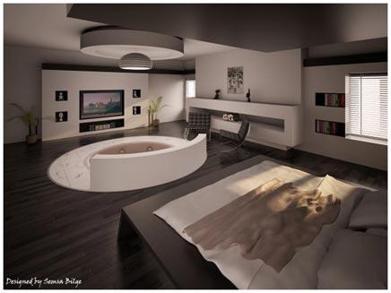 Luxe Slaapkamer Ideen : Luxe slaapkamer interieur. affordable amerikaanse luxe mode ijzer