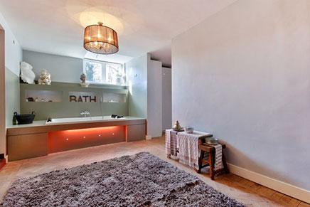 Slaapkamer maisonnette met luxe inrichting