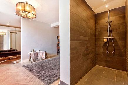 Slaapkamer maisonnette met luxe inrichting  Inrichting-huis.com