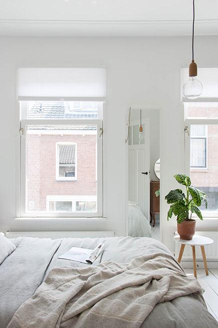Slaapkamer make-over van interieurstylist Holly