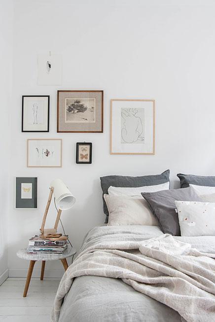 Slaapkamer make-over van interieurstylist Holly  Inrichting-huis.com