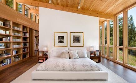 Slaapkamer Woonboerderij Coby : Slaapkamer maisonnette met luxe inrichting inrichting huis.com