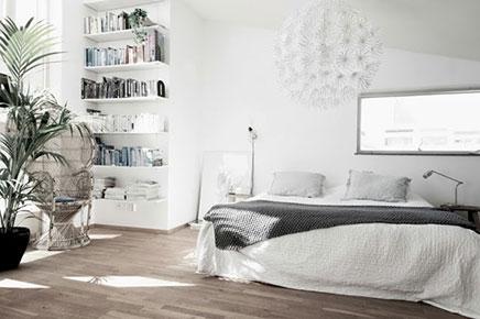 Slaapkamer van My Scandinavian Home blog