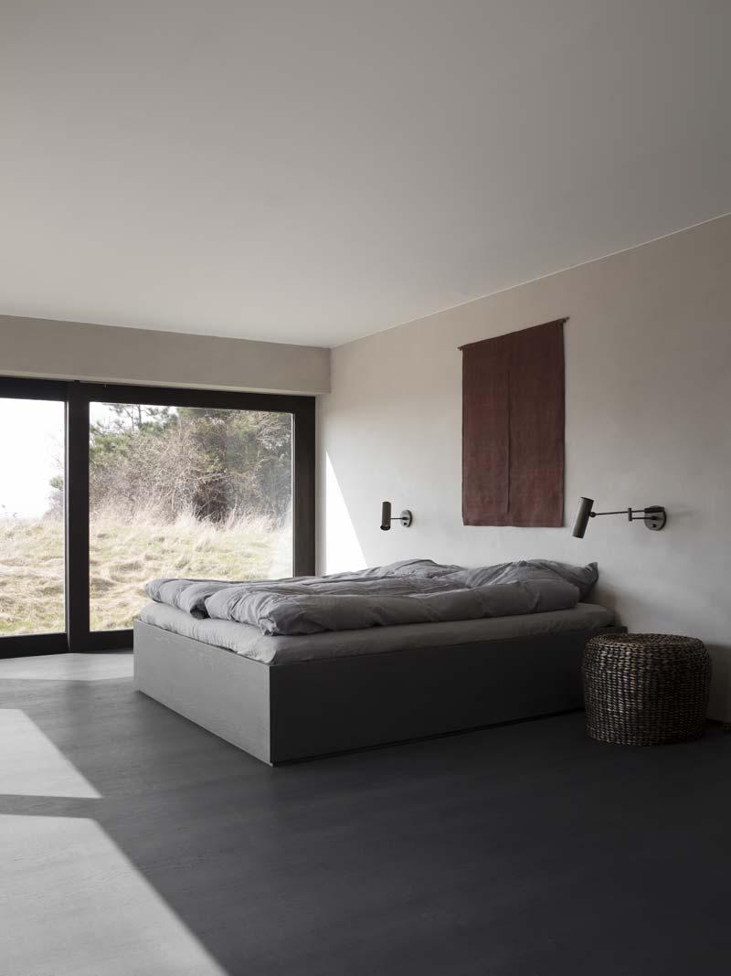 slaapkamer natuurlijke kleuren