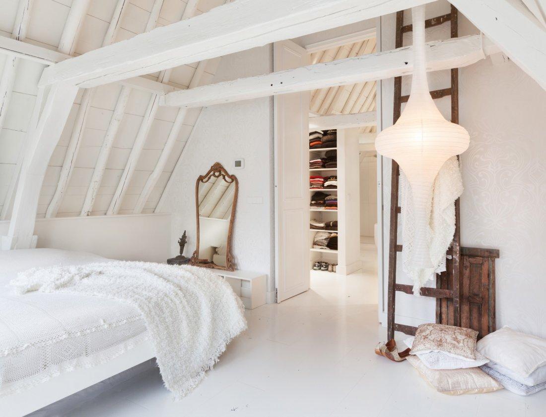 Slaapkamer om van te dromen!