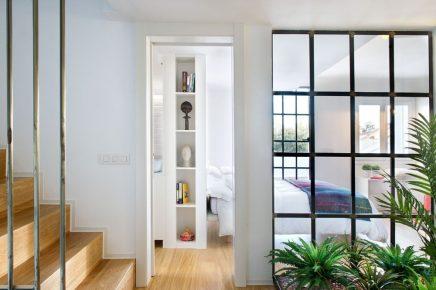 Slaapkamer met open loft karakter  Inrichting-huis.com