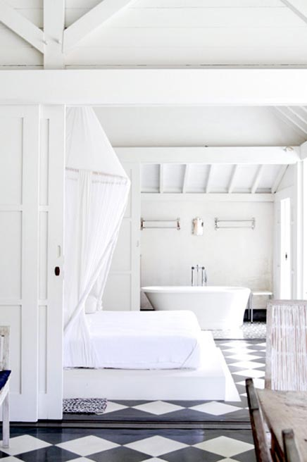 Slaapkamer Ideeen Afbeeldingen: Voorbeelden scandinavische slaapkamers ...
