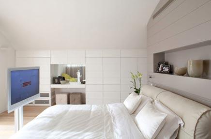 Slaapkamer Sea Shell Residence