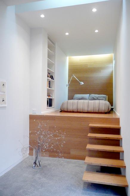 Schlafzimmer von Stephen Shoup