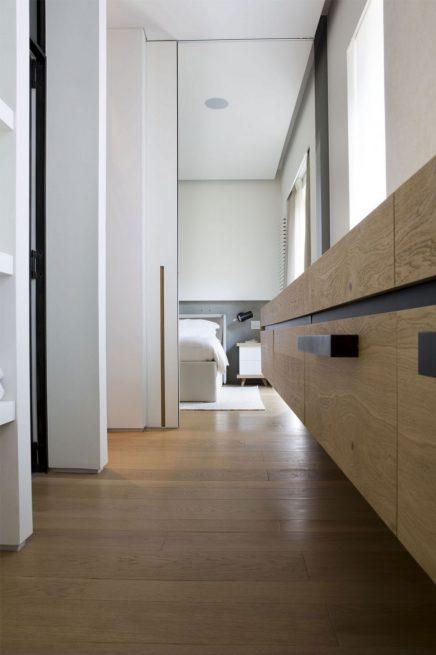 Slaapkamer met stijlvol italiaans design inrichting - Badkamer design italiaans ...