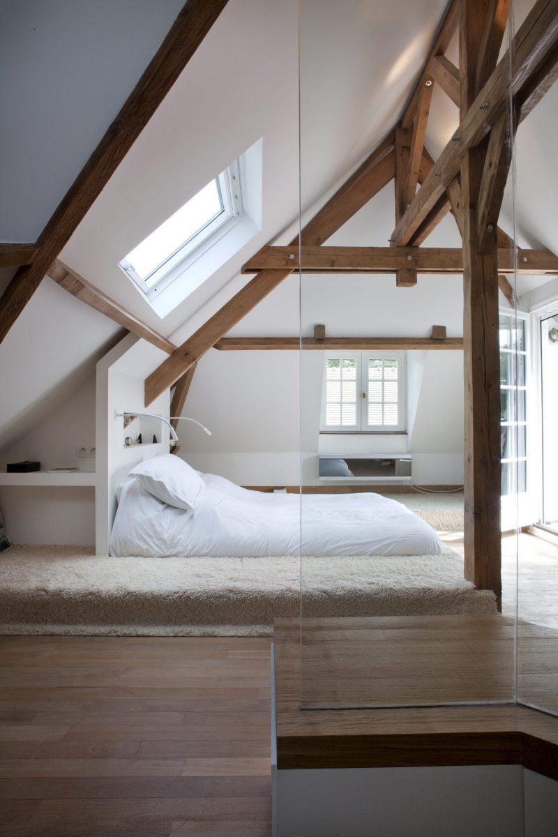 Slaapkamer verbouwen op zolder