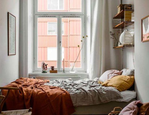 slaapkamer warm maken