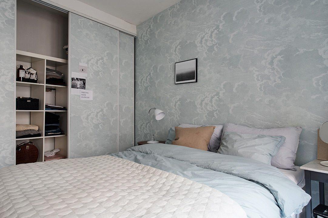 In deze slaapkamer slaap je tussen de wolken | Inrichting-huis.com