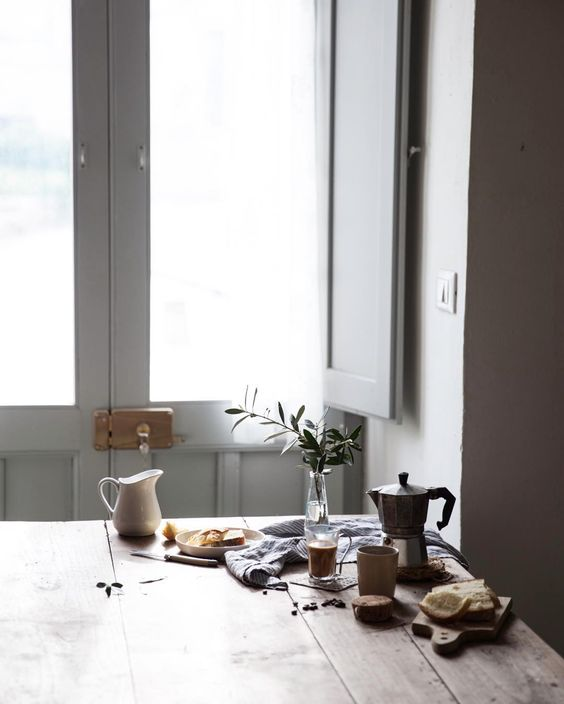 Slow living interieur