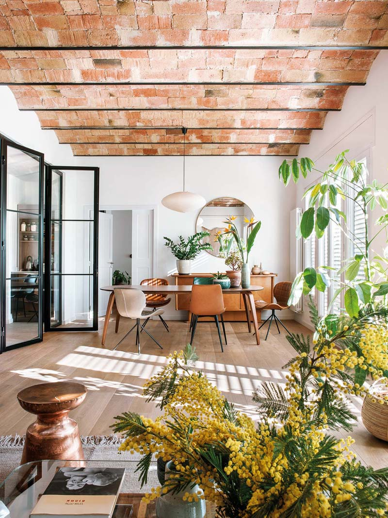 slow living interieur barcelona