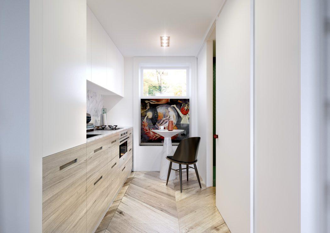 smalle-open-keuken-klein-appartement