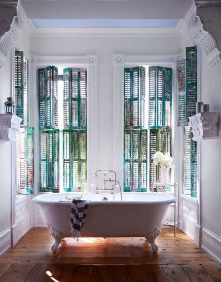 10x Shutters in de badkamer | Inrichting-huis.com