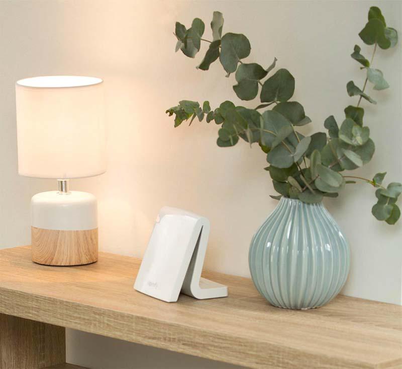 smart home somfy tahoma hub