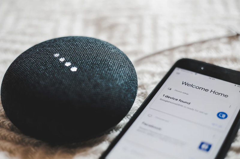 smart home telefoon