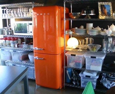Smeg koelkast