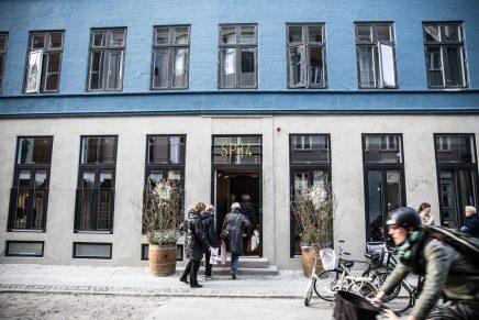 SP34 hotel in Kopenhagen