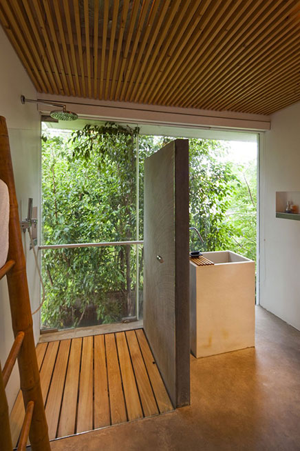 Spa badkamer in Vietnam