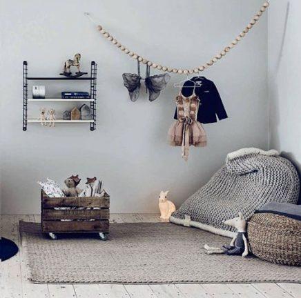 Speelhoek in de woonkamer | Inrichting-huis.com