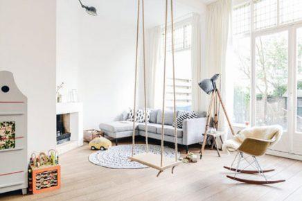 Decoratie Ideeen Woonkamer: Poefen in de woonkamer.