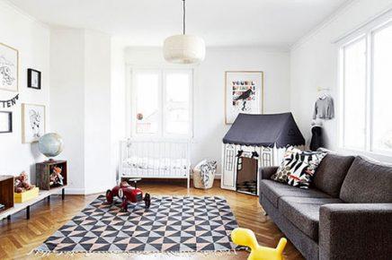 Ideeen Speelhoek Woonkamer : Speelhoek in de woonkamer inrichting huis