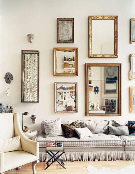 Spiegel collage