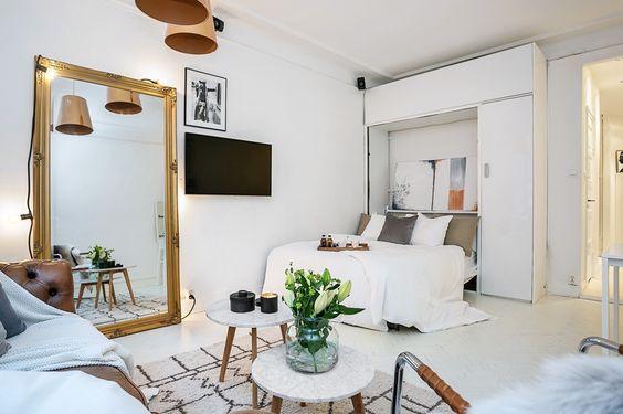 15x Spiegel naast het bed | Inrichting-huis.com
