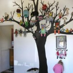 Fairytree in kidsroom