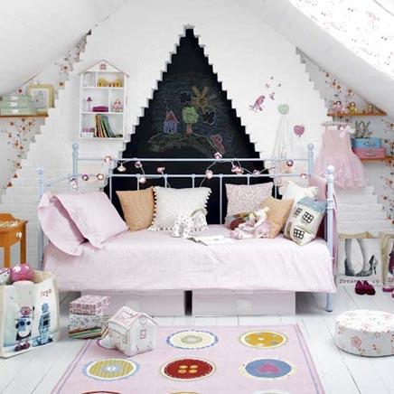 Hoe richt je een perfecte sprookjeskamer in?   Inrichting-huis.com