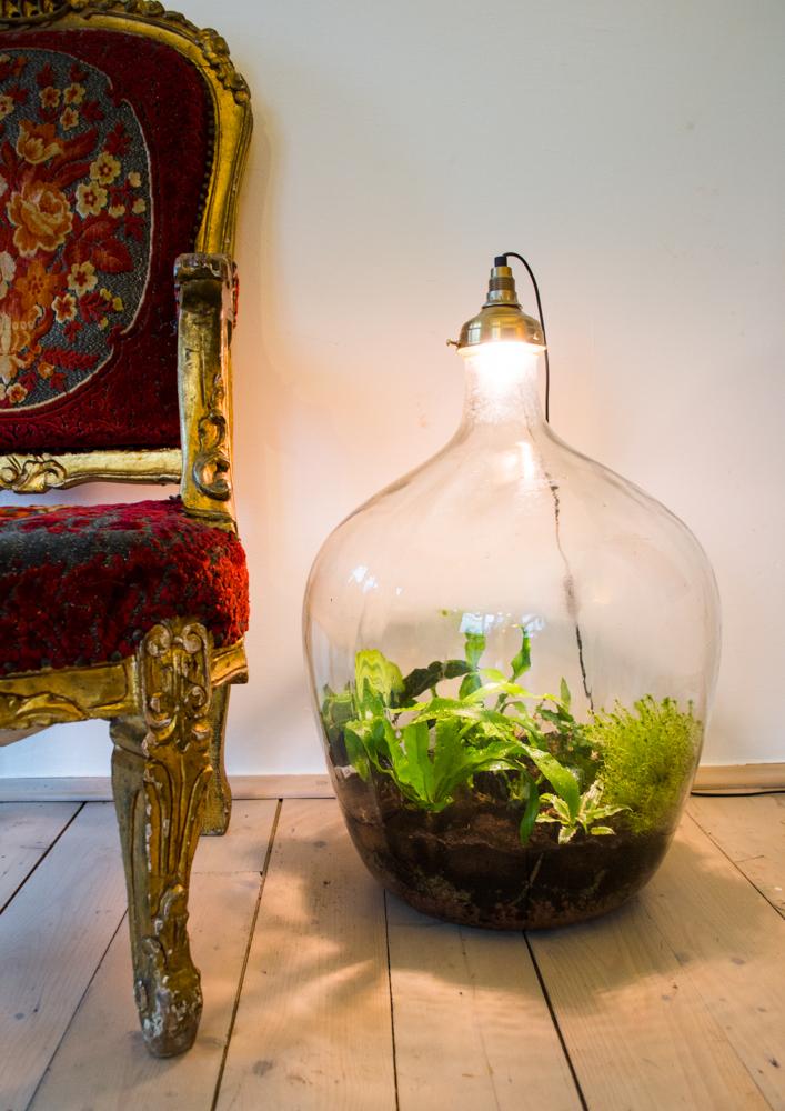 Spruitje, de plantlamp : Inrichting-huis.com