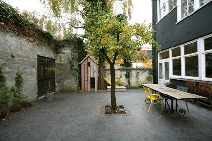Stadstuin in Zaltbommel